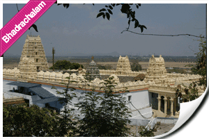 Punnami Tours Packages, bhadrachalam temple, bhadrachalam tour, Package of bhadrachalam